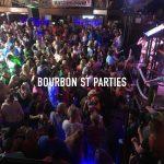 Bourbon Street Parties