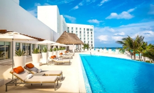 All-inclusive resort in the Mexican Caribbean, Le Blanc Spa Resort Cancun